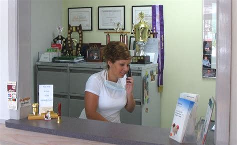 Dental Receptionist by Cosmetic Dentist Cosmetic Dentist Liverpool Nsw