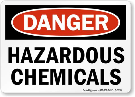 Danger Danger Cowok Size S chemical hazard signs chemical safety signs