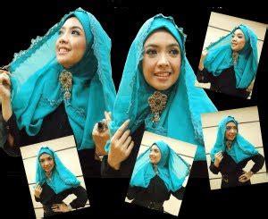 Bisnis Jilbab Murah kreasi jilbab ingrid kansil bisnis jilbab