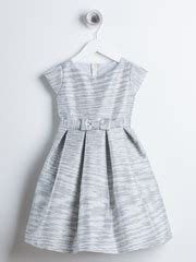Cimo Dress 1 silver floral lace dress