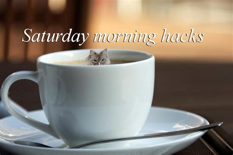 coffee hacks charles leifer saturday morning hack a little note