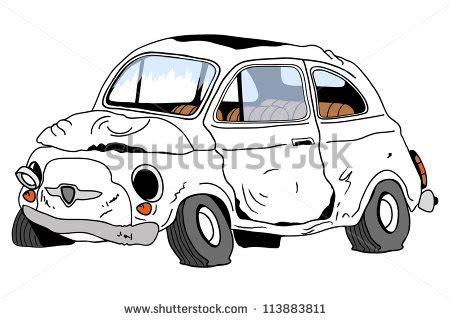 wrecked car clipart car clipart of wrecked clipart collection clipart car