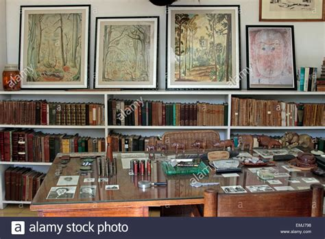 ernest hemingway house library study with desk ernest hemingway house finca la