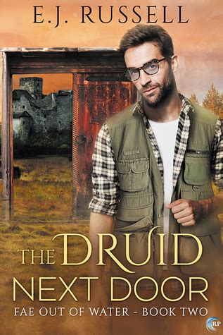 a curse of fae academy books fae novel the druid next door by e j