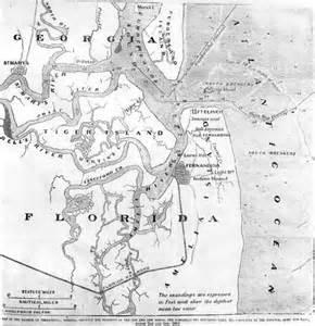 civil war battles in florida map civil war navy sesquicentennial how to catch a with