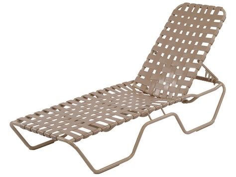 country chaise lounge windward design country club aluminumskids