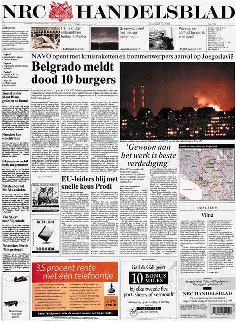 layout krantenartikel geschiedenis krantenopmaak