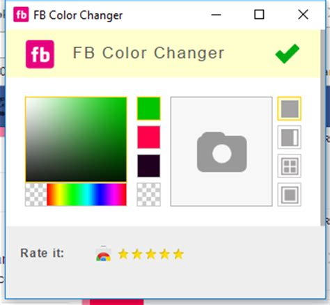 fb themes changer how to change facebook s default theme to any color you want
