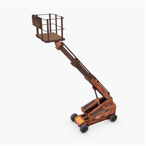 Cherry Picker Description by Cherry Picker 3d Max