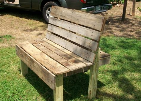 garden bench out of pallets 39 ideas about pallet outdoor furniture for modern look