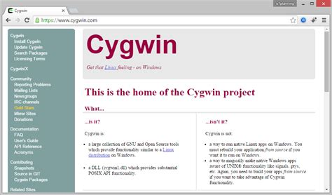configure xp perl how to install perl package in cygwin download