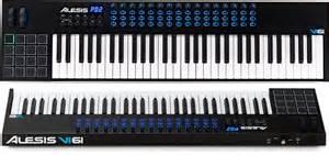 best midi keyboard the best 61 key midi controller keyboards gearank