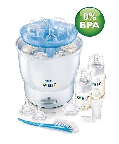 Avent Sterill Bottle toddlers n babies philips avent express electric steam steriliser free gifts worth rm 175