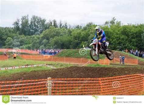 free motocross racing enduro motorcycle racing royalty free stock image