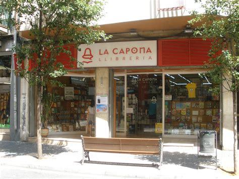 llibreria la capona les cases del fet fet a tarragona