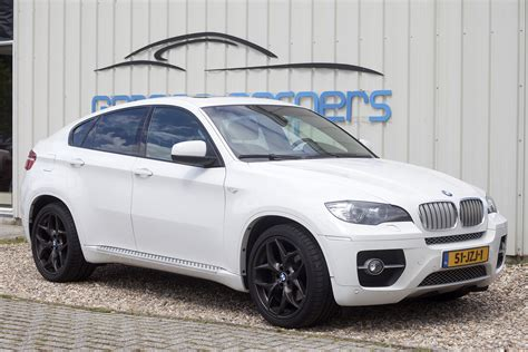 x6 te huur occasion bmw x6 3 5d high executive suv diesel 2009 wit