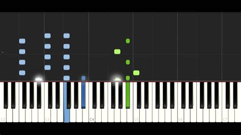 alan walker big universe alan walker big universe piano tutorial youtube
