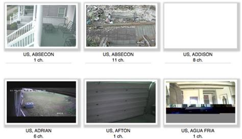 creepy website shows live footage from 73 000 private a creepy website is streaming from 73 000 private security