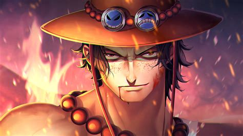 portgas  ace hd anime  wallpapers images