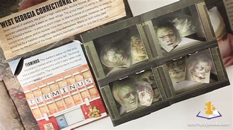 the walking dead the pop up book the walking dead the pop up book best pop up books