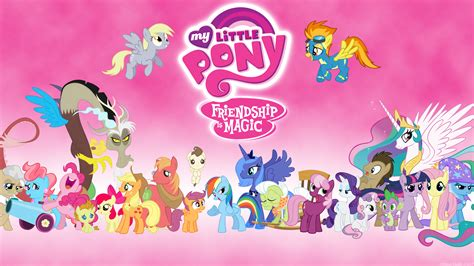 my pony my pony quot friendship is magic quot gets renewed for a