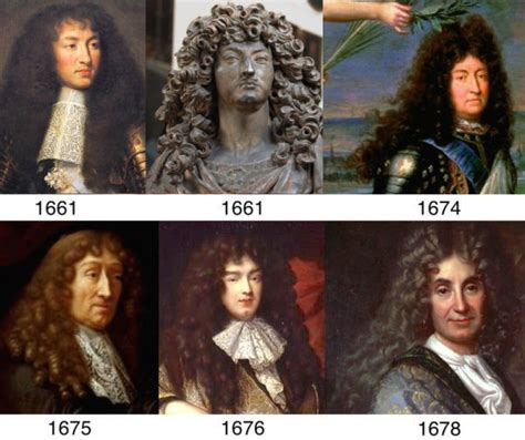 17th century long hair men versailles all the hair some of the accuracy frock flicks