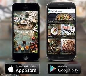 the whole pantry app gets a pioneering apple deal