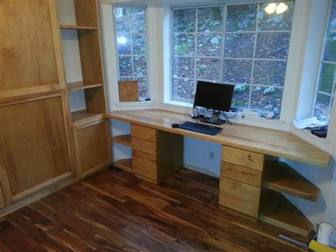 bay window desk the pine shop murphy bed photos live pinterest bed