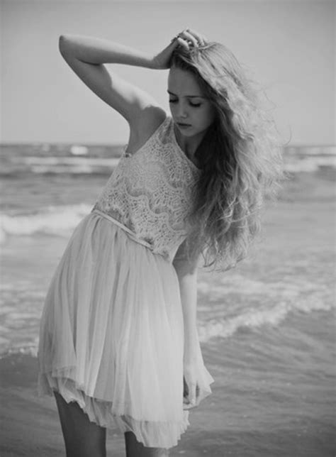 long haired boys in dresses beach cute dress fashion girl image 323523 on favim com
