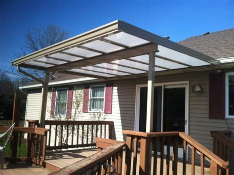Clear Patio Roofing Materials by Clear Patio Roof Panels