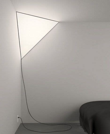 corner light softly illuminates used interior