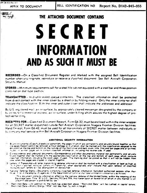 Nasa Documents
