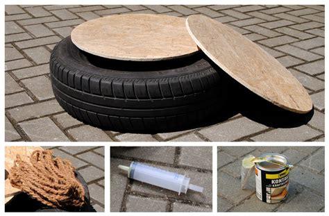 Reifen Regal Selber Bauen 4461 by Upcycling M 246 Bel Aus Autoreifen Selber Bauen Solebich De