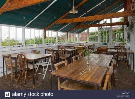 cafe walled garden stock photos cafe walled garden stock