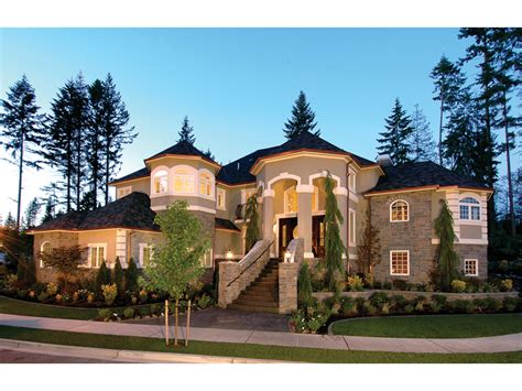 House Plans And More Luxury by Emerald Ridge Luxury Home Plan 071s 0051 House Plans And