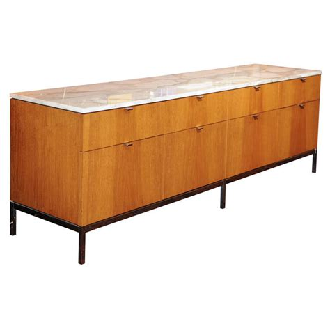 Knoll Credenza florence knoll credenza at 1stdibs