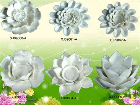 kerzenhalter blume keramika on ceramic owl ceramics and pottery