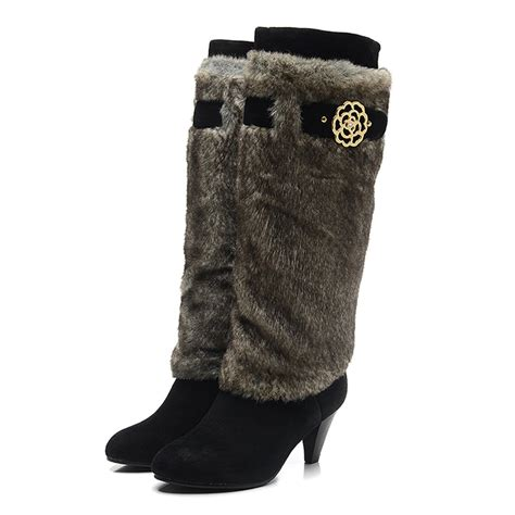 popular fur boots buy cheap fur boots lots from