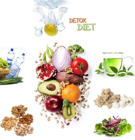 Best Foods To Eat To Detox by Detox Foods To Eat And Avoid