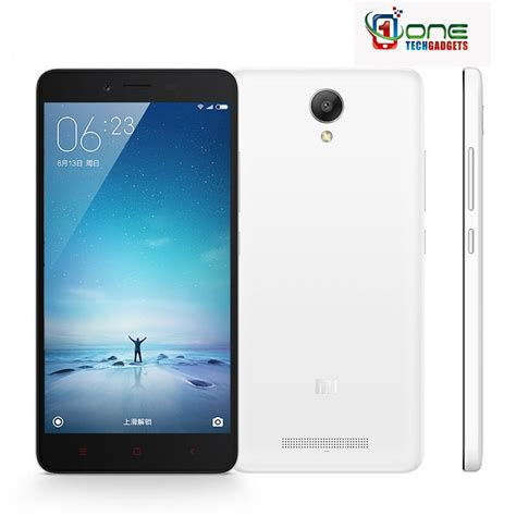 Hp Android Lte Xiaomi Redmi Note 4g xiaomi redmi note 2 5 5 inch phone 4g phone onetech gadgets
