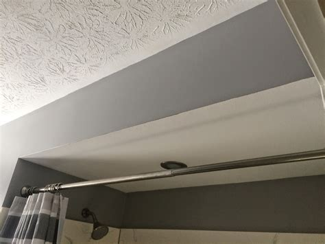 Dropped Soffit Ceiling by 1970s Two Story Colonial Near Cleveland Energy Smart