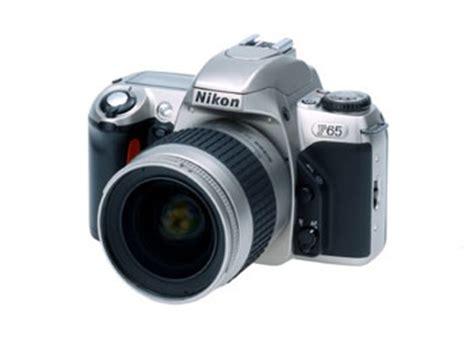film slr camera kit f65 black 2006 film cameras discontinued