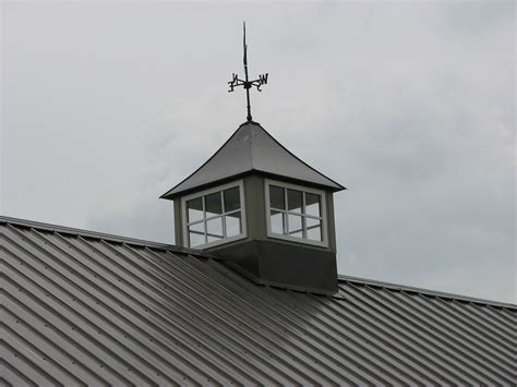 Roof Cupolas by Cupola Options For Post Frame Buildings Conestoga Buildings