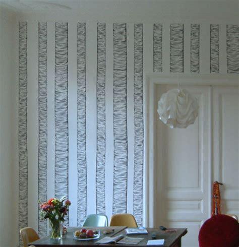 Handmade Wallpaper Designs - handmade wallpaper design sponge