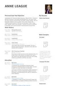 Sample Resume Objectives Paraprofessional by Resume For Petsmart Ebook Database