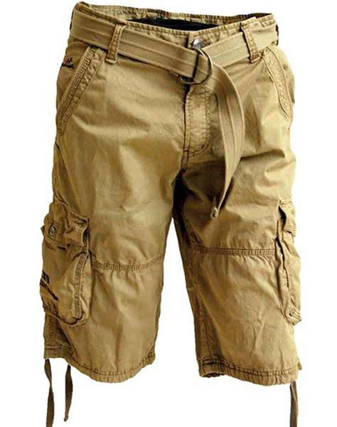 Shorts Khaki cargo shorts absolute rebellion adventure khaki