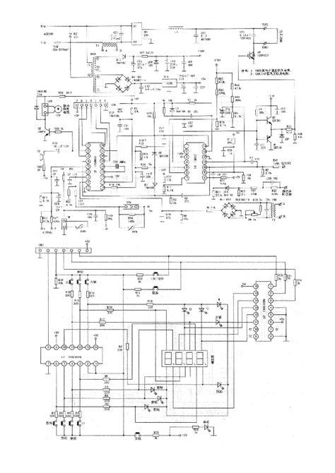 induction heating circuit diagram pdf induction cooker circuit diagram using lm339 circuit and