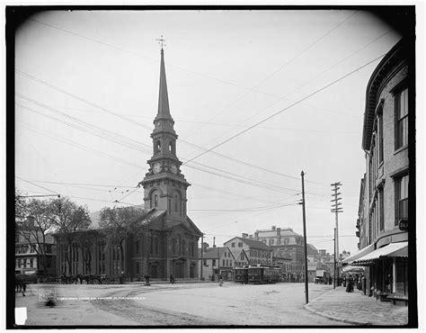 churches portsmouth nh