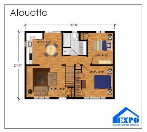 Maison Alouette Modeles