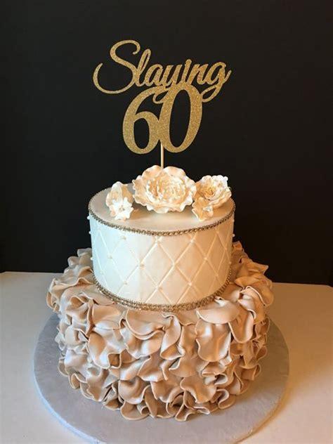 number gold glitter  birthday cake topper slaying